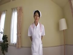 japanese nurse Examination Thumb