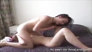 Advanced oral sex with well-shaped ex-bf in 69 pose Thumb