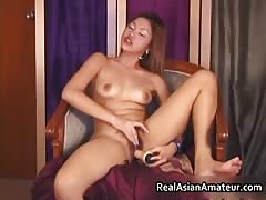 Peachy ass asian amateur forces huge part5 Thumb