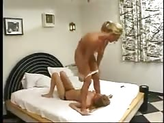 Mature Woman forces Girl to taste her Pussy and Ass Thumb