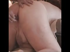 Wife getting hubby ready for a good butt fucking Thumb