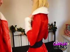 Harley Quinn Cosplay Mother Xmas Thumb