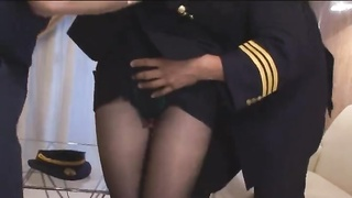 Japanese streetwalker in uniform truthfully liking freaky sex Thumb