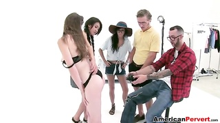 Sexually Aroused boys swap their slutty ex girl-friends and penetrate them hard Thumb