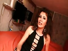 Mature Spanish MILF Fucks Younger Man Thumb
