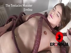 The Tentacles Monster Evelina Darlina Thumb