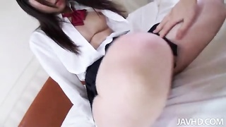 Close-up POV sex with exclusively harmless Chinese streetwalker Thumb