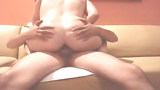 Sharing amateur slut wife. Mexican anal ride_240p Thumb