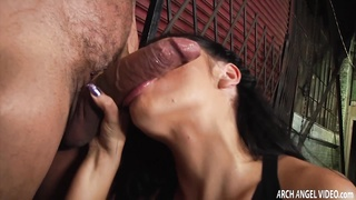 Anal Slut, Adriana Checkik plowed in the ass Thumb
