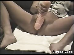 Extremely hot penetration by a lustful Extreme Ty blonde Thumb
