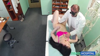 Cutest sex with a xxx physician in precisely the flick by exactly the Faux Hostpital Clinic Thumb