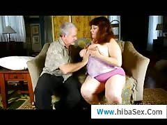 Super cute chubby old spunker is such a hot fuck Thumb