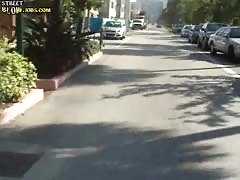 Sweet street blowjob beauty with big boobs fucked in pov mode Thumb