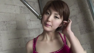 Incredible Japanese model Saori in Unique JAV uncensored Face-pounding video Thumb
