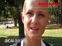 Almost bald big-butt slut have fun in the Young vs Old style Thumb