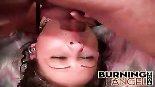 Bombshell with pierced vagina and nipples likes deep penetrations Thumb