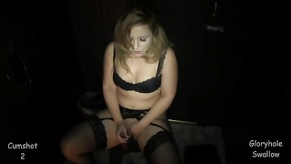 Brilliant as get it on with blond provides some free heads in precisely the glory-hole Thumb