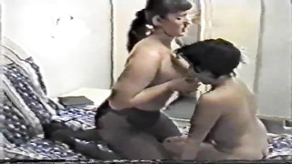 Homemade Russian milfs are having with young female an attractive lesbian sex Thumb