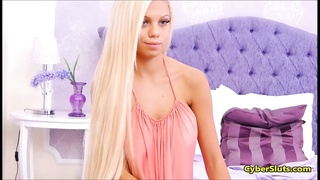 Most Beautiful Blonde Teaser Live on Cam Thumb