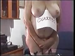 Dirty amateur whore prepairing herself for my enjoyment (2) Thumb
