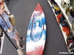 Up shits creek without a paddle - XXX Pawn Thumb