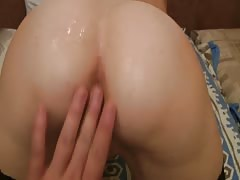 Amateur fingers in the ass wife Thumb