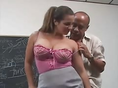 Big boob teachers 2 (big tits movie) Thumb