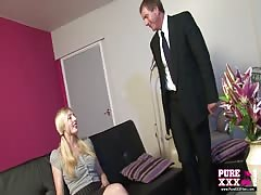 PureXXXFilms Babysitter Creampie Punishment Thumb