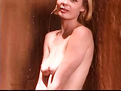 Blonde is getting nasty in the shower while fingering pussy Thumb