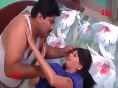 Indian Girl enhoyed By Uncle Thumb