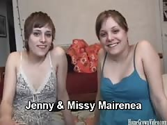 Missy Gives Jenny Her First Lesbian Experience Thumb