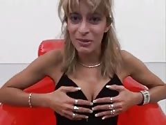 Turkish Slut gets gangbanged by Germans Thumb