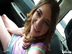 Another young bitch want to try brutal anal sex in the car Thumb
