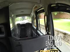 FakeTaxi Taxi man gives Porn star anal rough sex Thumb