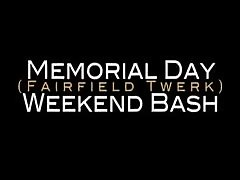 Fairfield Twerk Memorial Day Weekend Bash Thumb