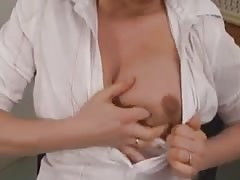 Busty Spanish Isabela In The Office Thumb