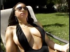 Nikara The Busty Ebony slut Thumb