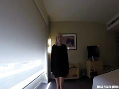 Wednesday O Blowjob Audition Scene 1 Thumb