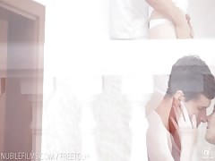 Nubile Films - Passionate fuck with redhead sex kitten Thumb
