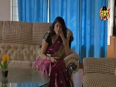 Indian Telugu Housewife Dreaming About Her Boy Friend Thumb