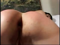 Slut dp fucking her ass and pussy with cock and dildo Thumb