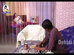 Hot Bhabhi Ki Pyas Bujhadi most sexiest video of romance -- bhauja.com Thumb
