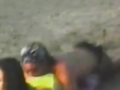 Epic Fail on the beach - Nose in Ass Thumb