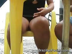 Truly innocent Brazilian slut gives a gorgeous deep blowjob Thumb