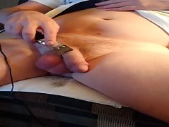 Shaving my balls and ass bum hole Thumb