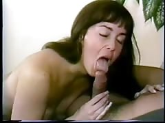 Cute babe loves it as she sucks on a huge hard cock and gets fucked Thumb