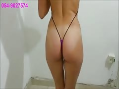 Sharon Wiggle In Psycho Swimsuit And Sucks Dick Thumb