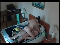 Asian kazakh girl & Russian guy amateur homemade #2 Thumb