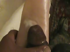 Cryci's Indian feet  get cum treatment (Exotic Feet Atlanta) Thumb