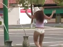 ashley gracie kinky flashing nude in public streets Thumb